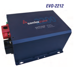 Samlex EVOLUTION SERIES INVERTER/CHARGERS Pure Sine Wave