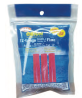 CIL  12 GAUGE REPLACEMENT RED AERIAL FLARES