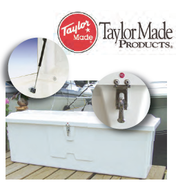 Taylor Made STOW 'N GO™ FIBERGLASS DOCK BOXES