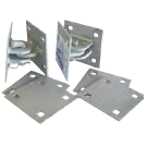 Dock Edge FLOATING CONNECTOR HINGE SET