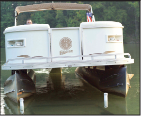Smith PONTOON STYLE BOAT GUIDE-0N