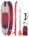 Jobe 486421008 Aero Mira SUP Board Package