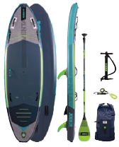 Jobe 486421001 Aero Venta SUP Board Package