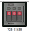 Blue Sea REMOTE CONTROL SWITCH PANELS