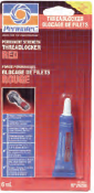 PERMATEX® PERMANENT STRENGTH THREADLOCKER RED