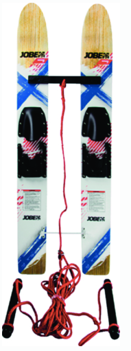 Jobe Buzz Trainers Waterskis, 46""