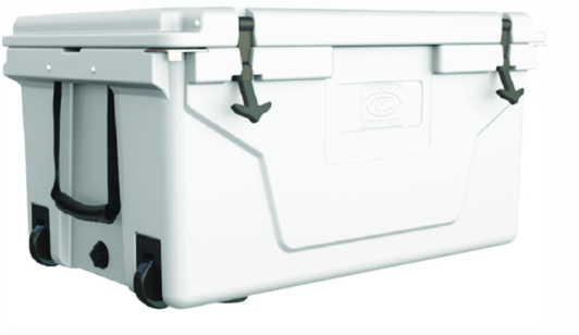 Yachter's Choice Extended Performance Cooler w/Wheels