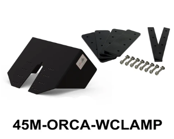 ORCA PERFORMANCE FIN WITH NO-DRILL CLAMP