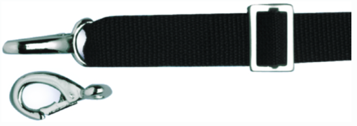 "Carver Bimini Top 60"" Replacement Hold-Down Straps, Single Snap-Hook (4 Per Pack)"