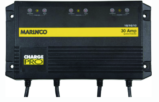 Marinco 120V Input On-Board Battery Charger