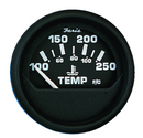 "Faria 12812 Euro 2"" Water Temperature Gauge (100-250F)"