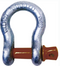 Hot Galvanized Bow Shackle