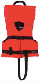 Infant-Child General Purpose Vest, Red