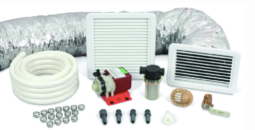 Dometic Installation Kit for ECD6-410A