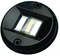 SeaDog 400060 LED Round Transom Light Black Base & Stainless Finish #12 Fastener