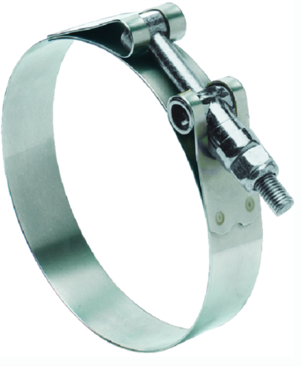 IDEAL HOSE CLAMPS SS T-Bolt Hose Clamp