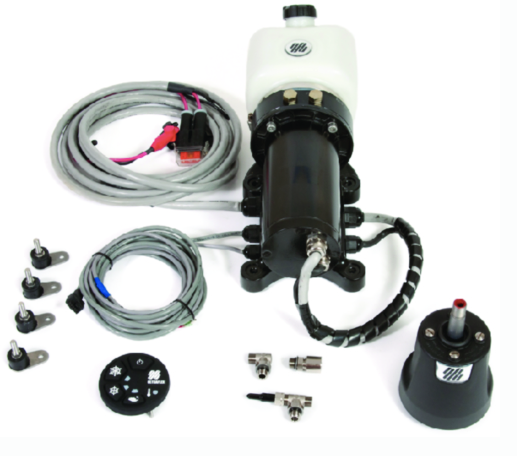 UFlex Master Drive™ Packaged Power Steering System - Outboard, 40cc