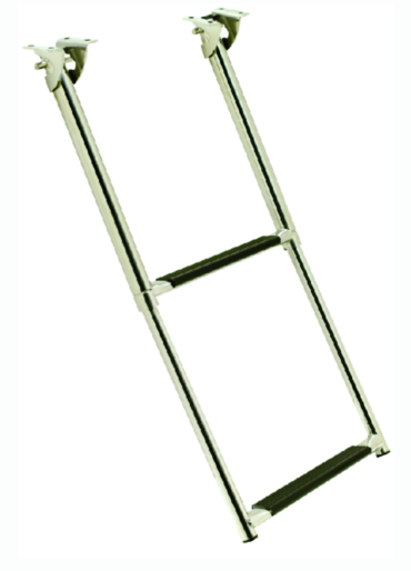 Seachoice Telescoping Ladder Only for Universal Swim Platform With Under Mount