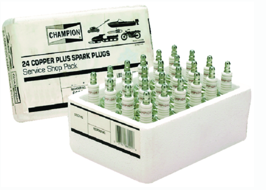 Champion Spark Plug  Shop Pack of 24
