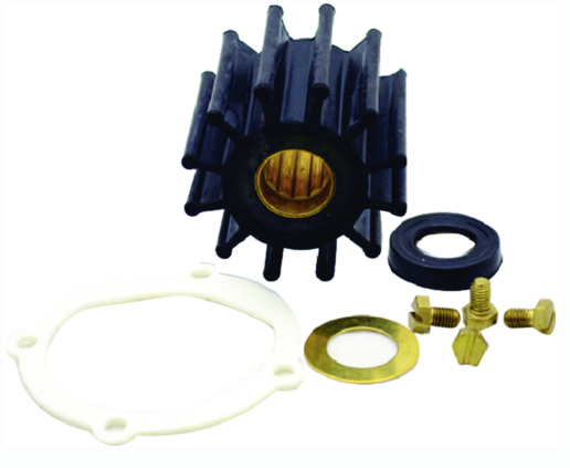 Johnson Pump M183089 Impeller Kit (Includes Impeller, Gasket, Washer, Lip Seal a