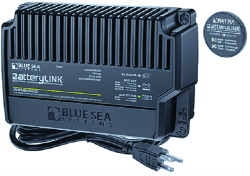 Blue Sea Batterylink® Charger, 20A