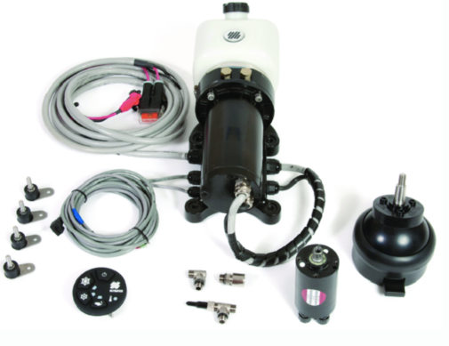 UFlex Master Drive™ Packaged Power Steering System - Outboard, 40cc w-Tilt