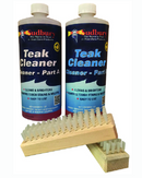 Sudbury Two-Part Teak Cleaning Qt. Kit