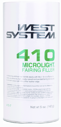 West Systems Microlight Filler