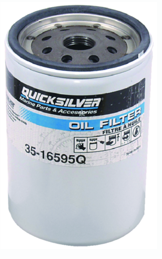 QuickSilver Oil Filters - Select from list