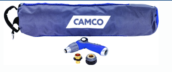 Camco 41982 Coil Hose Kit, 20' & 40'