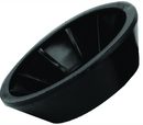 Tie Down Engineering Hull Sav'r Poly Vinly Black Roller -End Bell