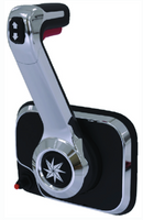 Seastar Xtreme Series Single Lever Dual Function Control, Side Mount w-Engine Cu