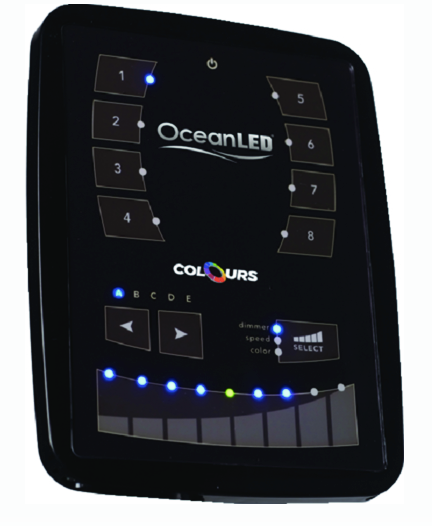 Ocean LED 001500598 WIFI DMX Touch Panel Controller