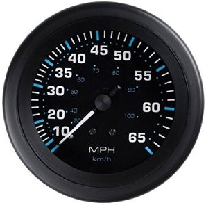 Sierra Eclipse Speedometer Kit 0-65 MPH