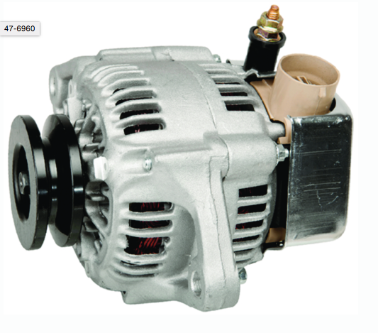 Sierra Outboard Alternator for Mercury-Denso