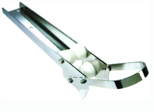 Lewmar Bow Roller - Delta Style