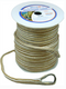 Sea Dog Premium Double Braided Nylon Anchor Line Gold-White