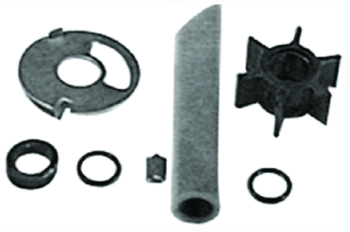 Quicksilver Impeller Kit 710-47-89981Q 1