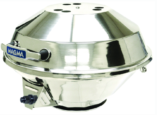"Magma Marine Kettle 3 15"" Combination Stove & Gas Grill"