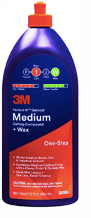 3M Perfect-It™ Gelcoat Medium Cutting Compound-Wax