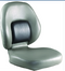 Attwood Classic Seat-smoke/charcoal