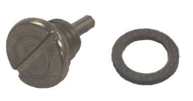 Sierra Magnetic Oil Drain Screw Johnson-Evinrude