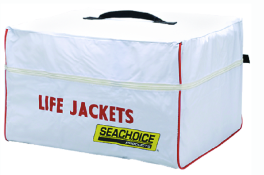 Seachoice 44990 Life Jacket Bag (Holds 6)