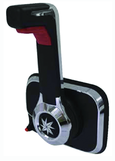 Seastar Xtreme Series Single Lever Dual Function Control, Center Console Mount w