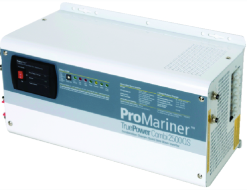 ProMariner TruePower Combi QS 12V 2500 Watt Combination Inverter (Modified Sine