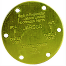 Jabsco 118300000 End Cover