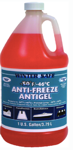 Antifreeze -50° Wintersafe 1 Gal