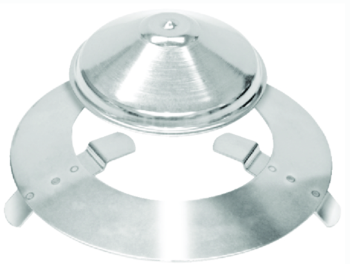 Magma 10-765 Two Piece Radiating Plate and Dome For A10-217, A10-217-3 A10-017 G