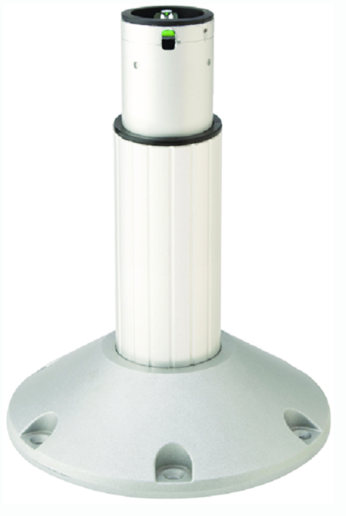 "Swivel-Eze 278AOP15191 278 Air Adjustable Height Pedestal Base, 15-19""   STRONG."
