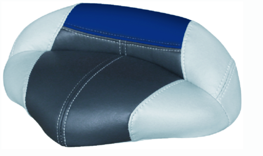 Blast Off Tour Series Pro Seat Grey-Charcoal-Navy